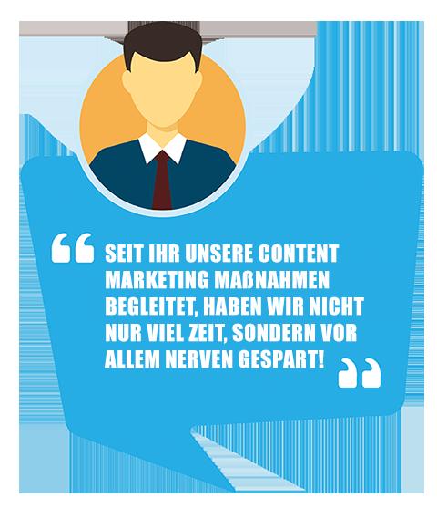 Content Marketing Beratung